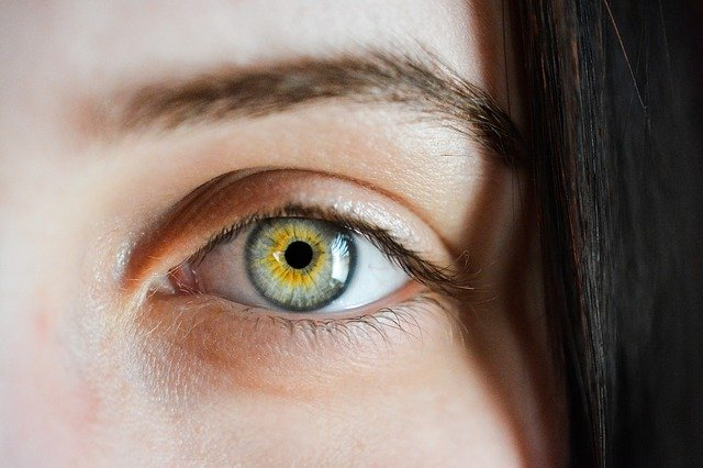 des yeux
