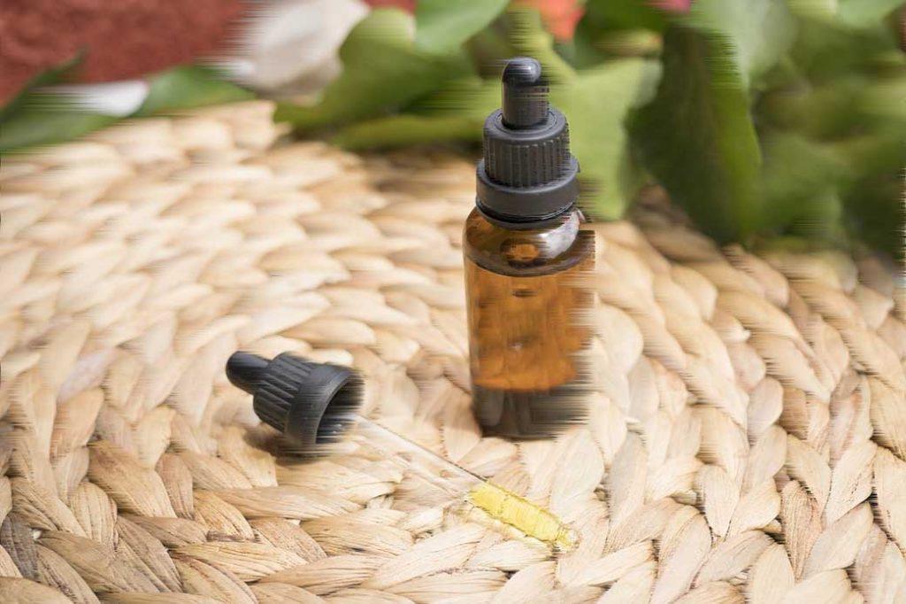 Image qui montre de la CBD en format huile de CBD