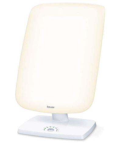 Une lampe de luminothérapie de la marque Beurer