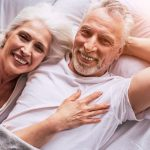 Un couple en bonne santé